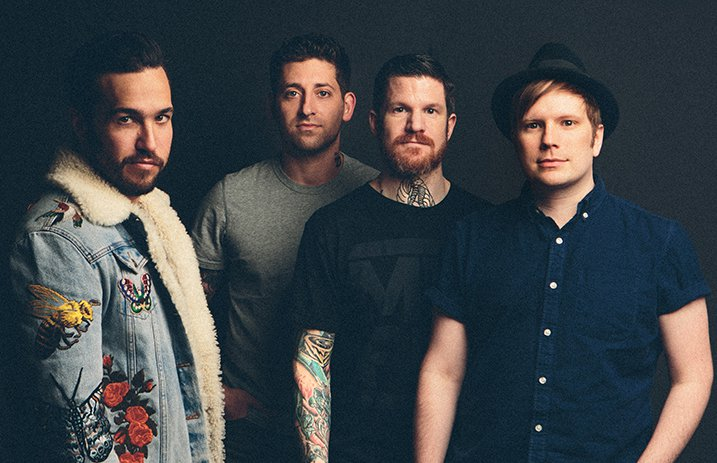 Fall Out Boy Announce 'M A N I A' Tour Dates With Machine Gun Kelly
